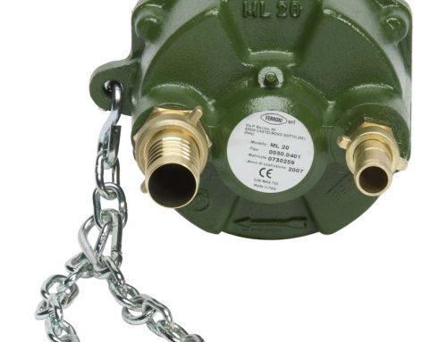 Pompa Ferroni autoadescante per presa di forza trattore (PTO) ML 20