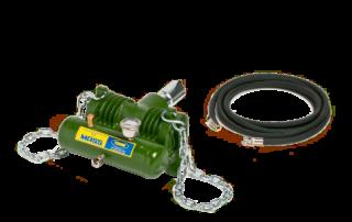 MASS Compressor with equipment